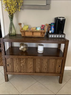 Buffet/kitchen coffee table for Sale in Winchester, CA