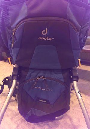 Deuter Kid Comfort II Toddler Carrier / Backpack for Sale in Oakland, CA