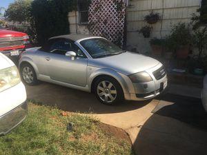 08 Audi TT Roadster for Sale in Spring Valley, CA