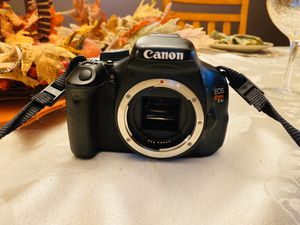 Canon EOS Rebel T3i Digital SLR Camera Body Only for Sale in Oak Lawn, IL