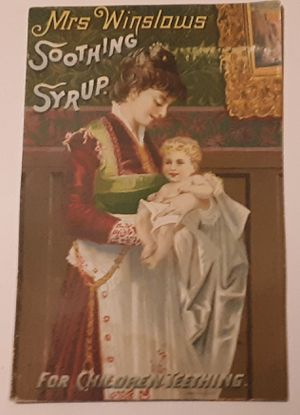 Soothing Syrup Mini-Calendar for Sale in Canton, IL
