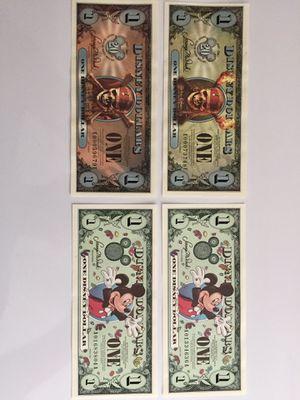 Disney Dollars for Sale in Los Angeles, CA
