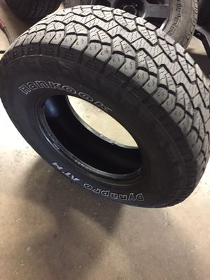 265/70/16 4 tires only for Sale in Montgomery Village, MD