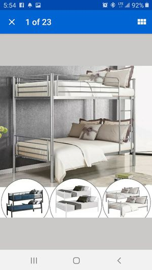 Twin bunk beds for Sale in Perkins, GA