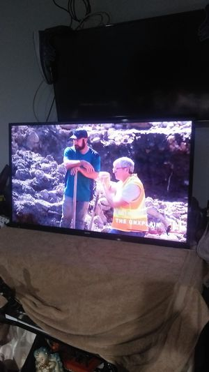 Very nice 50in led TV in great condition works like new won't beat this price can't beat this price only $70 for Sale in Long Beach, CA