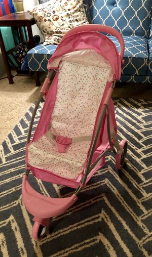Perfectly Cute baby doll double stroller for Sale in Portland, OR