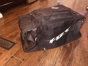Fox racing duffel bag for Sale in Collinsville, IL