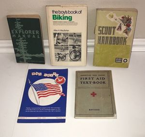 Outdoor Vintage Book Lot - All this $7 for Sale in Port St. Lucie, FL