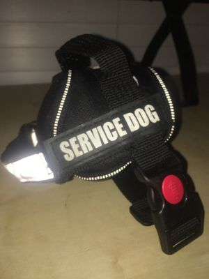 Service Dog - harness vest - small dog for Sale in Upland, CA