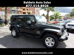 2010 Jeep Wrangler Unlimited for Sale in Escondido, CA