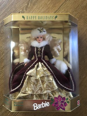 1996 Holiday Barbie for Sale in Seal Beach, CA