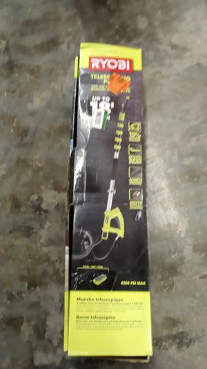 Ryobi adjustment for pressure washer for Sale in Houston, TX