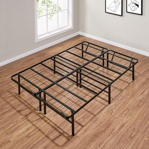 Mainstays Foldable Full Bed Frame for Sale in Silver Spring, MD