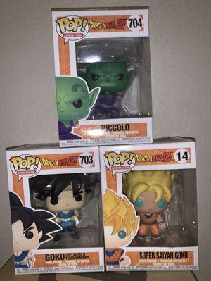 Dragonball Z Pops for Sale in Phoenix, AZ