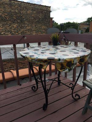Glass Patio furniture for Sale in Chicago, IL