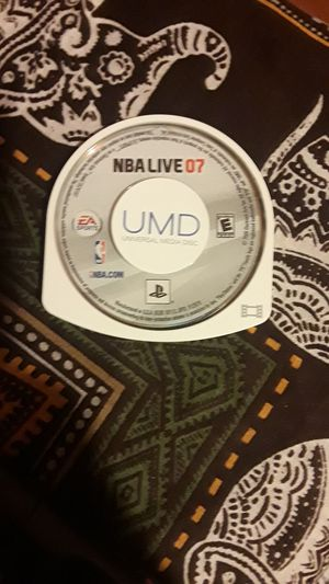 NBA Live 07 for Sale in Fort Worth, TX