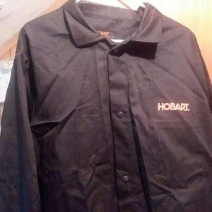 Hobart welders jacket w/gloves for Sale in Lincoln, KS