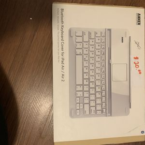 Anker Bluetooth Keyboard Cover for Sale in Ponchatoula, LA