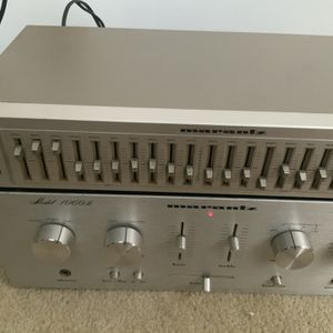 Vintage Marantz Stereo Set for Sale in Charlotte, NC