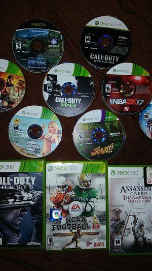 Xbox 360 Games [Read Description] for Sale in Boston, MA