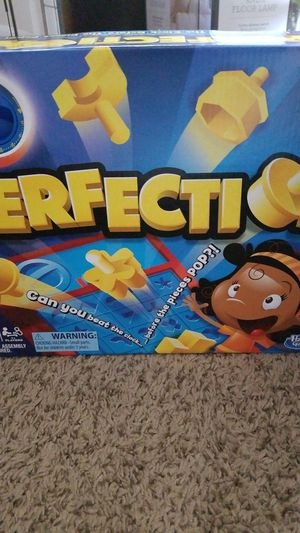 Perfection Board Game for Sale in Olmsted Falls, OH