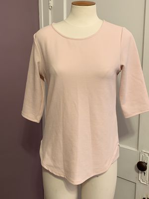 Bar III light pink tunic for Sale in Lakewood, OH