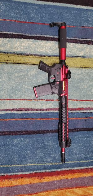 Red Nerf airsoft toy dragon for Sale in Bell Gardens, CA
