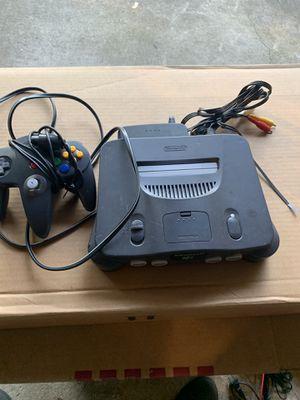 Nintendo 64 for Sale in Acworth, GA