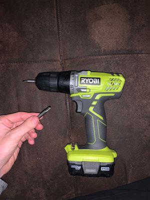 Ryobi Power Drill for Sale in San Marcos, CA