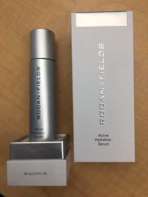 Rodman + Fields Active Hydration Serum & Redefine Night Renewing Capsules for Sale in Elk Grove, CA