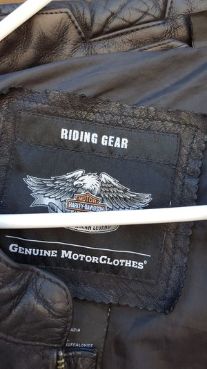 Harley Davidson riding jacket. for Sale in Santee, CA