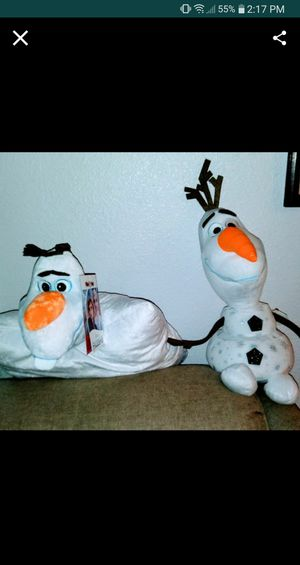Brand new olaf collectibles for Sale in Tenino, WA
