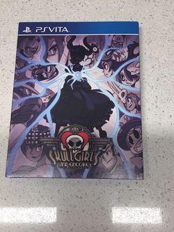 PS Vita Skullgirls 2nd Encore - Ps Vita (Limited Run Games) for Sale in Seattle,  WA