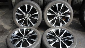2017 Toyota Corolla S rims and tires for Sale in San Leandro, CA