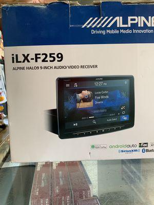 ILx-f259 alpine for Sale in Fontana, CA