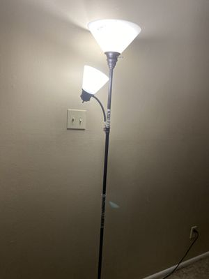 Set of 3 floor lamps for Sale in St. Louis, MO