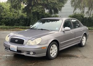 2005 Hyundai Sonata for Sale in Lakewood, WA