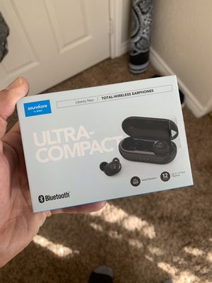 Soundcore Liberty Wireless Earbuds for Sale in Pomona, CA