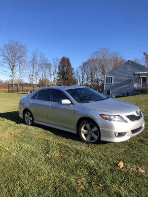 2011 TOYOTA CAMRY SE MINT CONDITION //ORIGINAL OWNER for Sale in Southington, CT