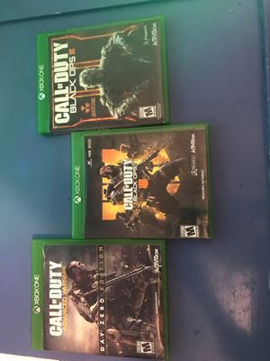 Call of Duty games for Sale in Riverside, CA