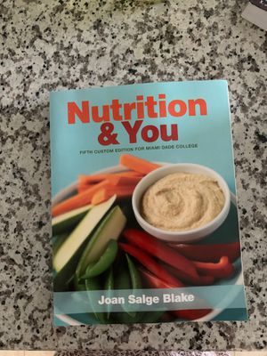 Nutrition and you for Sale in Hialeah, FL
