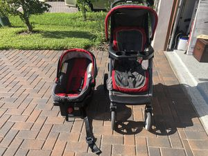 Graco Stroller and Car seat for Sale in Lutz, FL