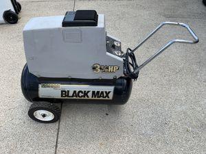 Sanborn black max air compressor for Sale in Fort Wayne, IN