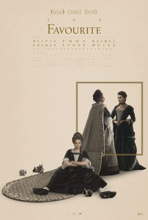 The Favourite Theatrical Poster for Sale in Los Angeles, CA