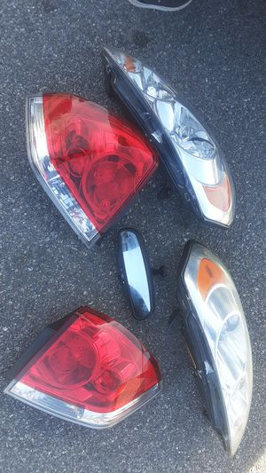 2012 Chevy impala lights rear view for Sale in Macon, GA