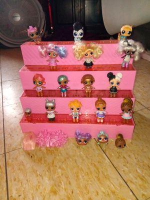 L.O.L surprise dolls lol l.o.l for Sale in Grand Prairie, TX