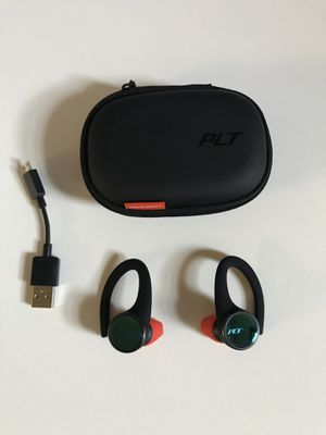 Plantronics true wireless sport headphones for Sale in Queens, NY