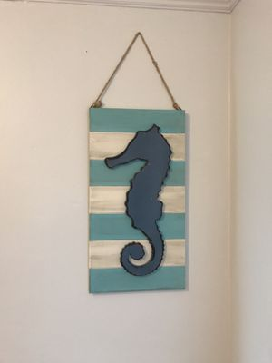 Seahorse Frame wood for Sale in Los Angeles, CA