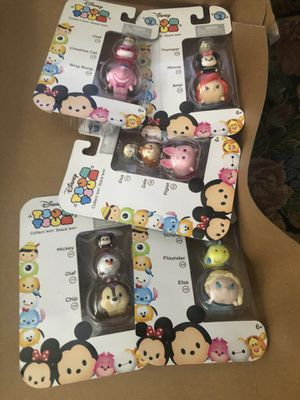Disney TSUM TSUM $5 each for Sale in Rancho Cucamonga, CA
