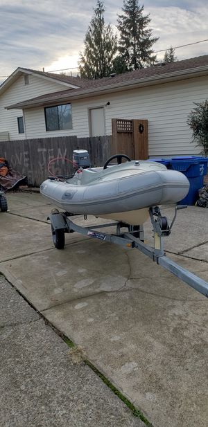 1992 AVON Inflatible Boat for Sale in Salem, OR